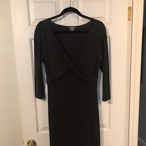 Ann Taylor 3/4 sleeve slim dress